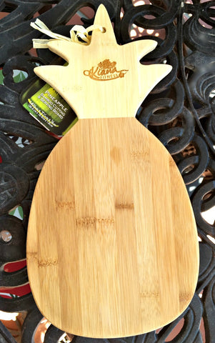 Pineapple Cut & Serve Board - Kiana Fitness Shop - 4