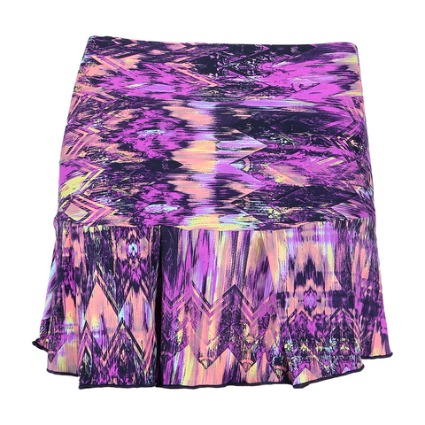 New! Skort Psychedelic - Kiana Fitness Shop - 1