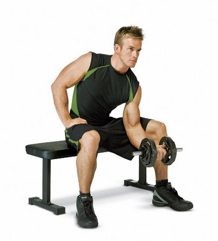 Home Fitness Bench - Kiana Fitness Shop - 3