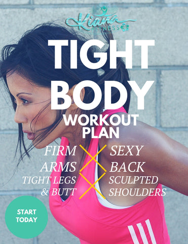 Workout Plan: TIGHT BODY
