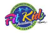 Fit Kids T-Shirt - Kiana Fitness Shop
