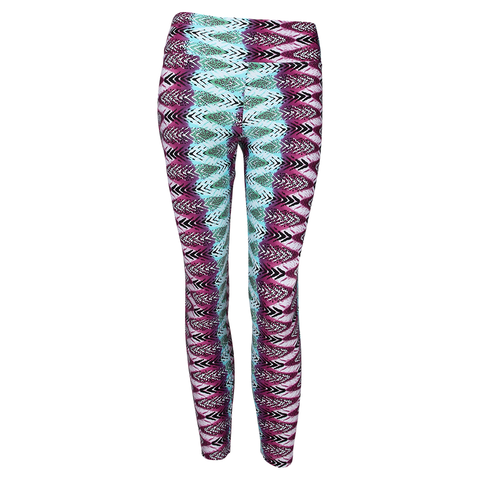 NEW! Tribal Leggings - Kiana Fitness Shop - 1