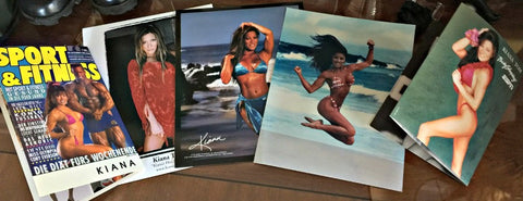 Collectors COLOR Pack: 5 Autographed Items