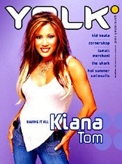 Signed Yolk Magazine - Kiana Fitness Shop - 1