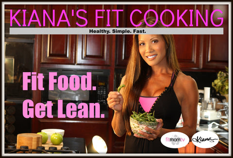 RECIPE EBOOK & MEAL PLANNING BUNDLE: 60 Recipe eBook + 7 Day Meal Plans + Shopping Lists! - Kiana Fitness Shop - 2