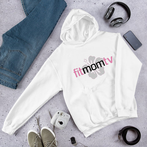Fit Mom TV Hooded Sweatshirt