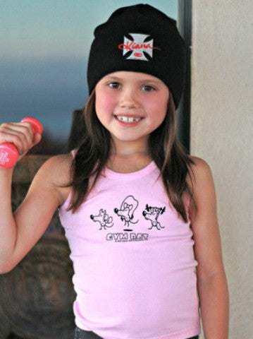 Fit Kids Tank Tops - Kiana Fitness Shop - 1