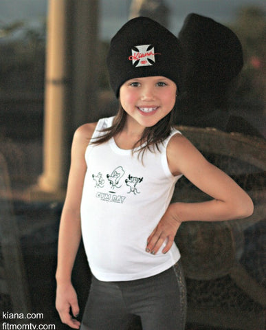 Fit Kids Tank Tops - Kiana Fitness Shop - 2
