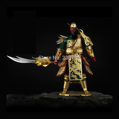 Guan Yu Soldier - Metaltech Models
