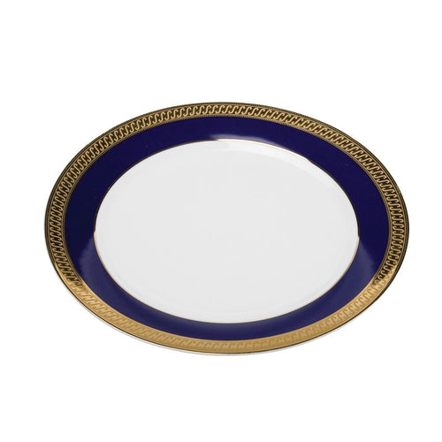 Kingsley Cobalt Dinner Plate 10.5