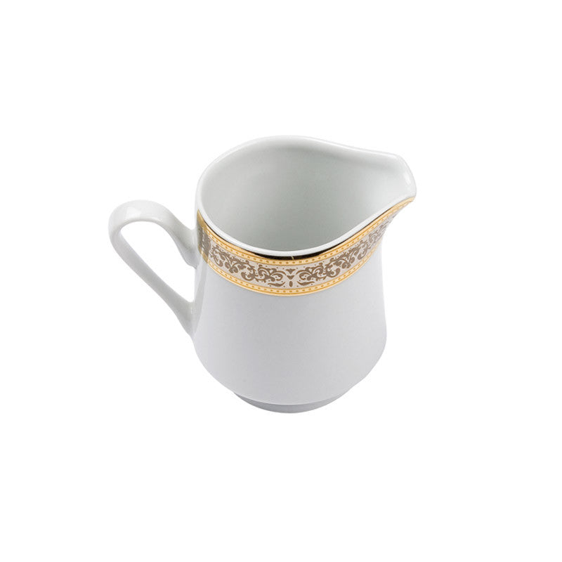 Cotillion Platinum with Gold Creamer- 9 oz