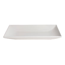Load image into Gallery viewer, White Porcelain Deep Rectangle Platter IEP