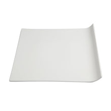 Load image into Gallery viewer, White Porcelain Passed Hors d'oeuvre Tray IEP
