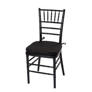 Black Chiavari Chair- European Hardwood – IEP