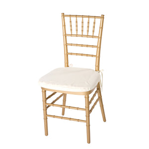 Gold Chiavari Chair- European Hardwood – IEP
