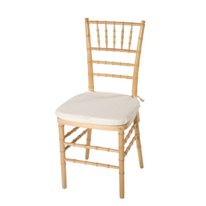 Natural Chiavari Chair- European Hardwood – IEP
