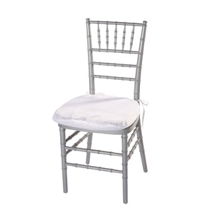 Silver Chiavari Chair- European Hardwood – IEP