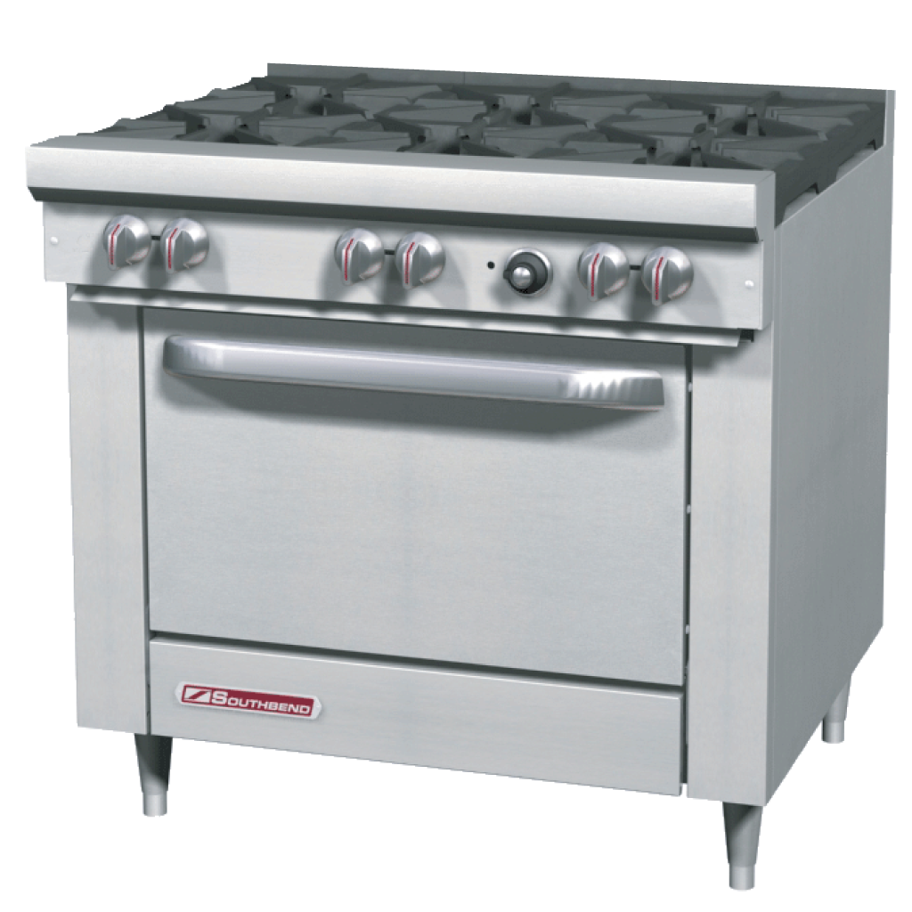 Southbend S-Series Restaurant Oven Range IEP