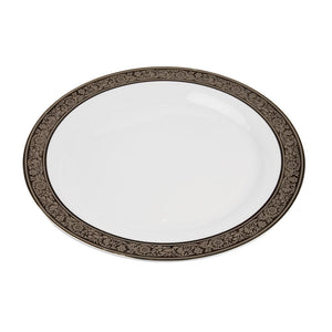 Porcelain Charger Plate IEP
