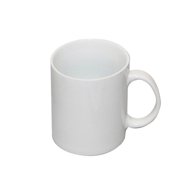 White Porcelain Coffee Mug IEP