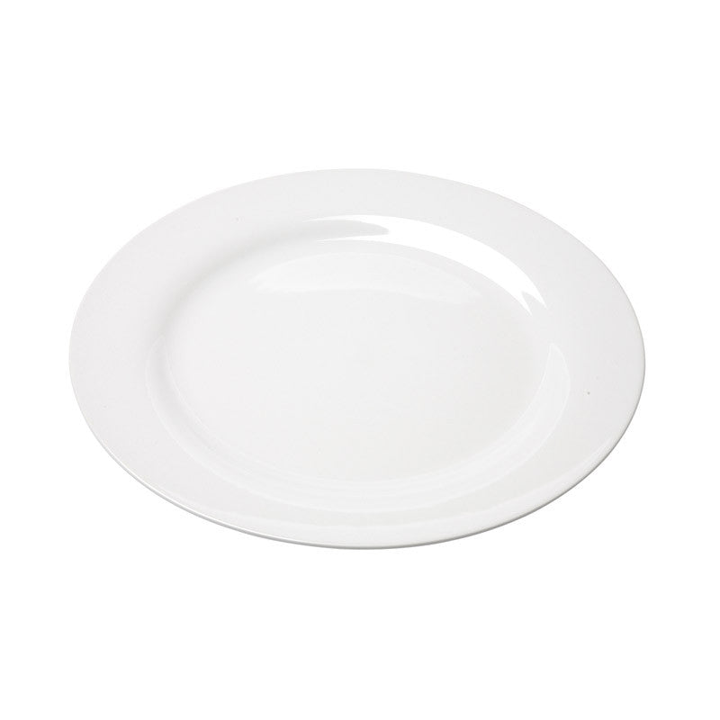 White Porcelain Charger Plate IEP