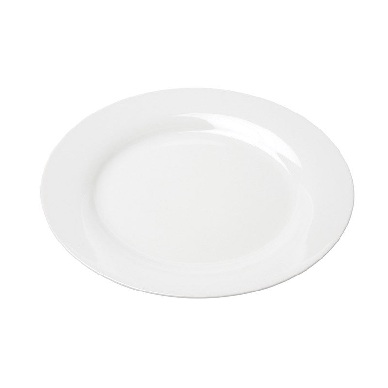 White Porcelain Luncheon Plate IEP