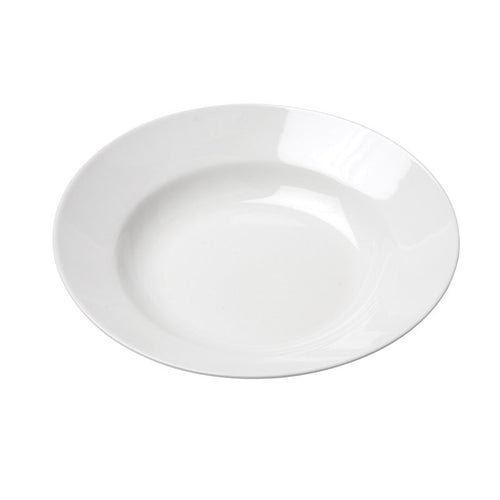 White Porcelain Soup Bowl IEP