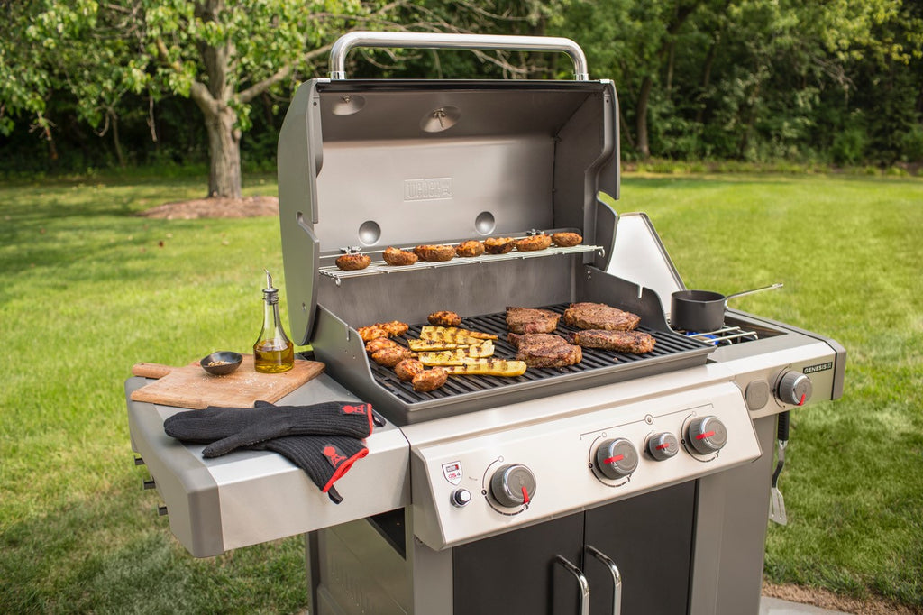 Weber Genesis II Collection