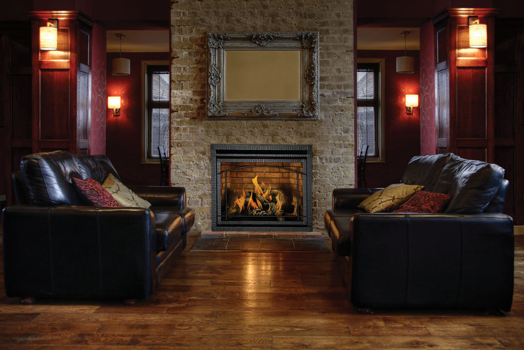 wood fireplace gas of firepits logs fake inserts image fireplaces vented nice insert why
