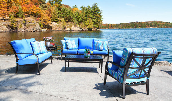 Rosedale Deep Seat Collection by Cabana Coast