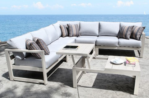 Wynn Sectional Collection by Cabana Coast