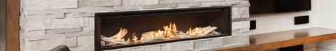 Valor Gas Fireplaces - Beautifully Designed