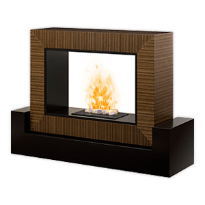 Amsden Opti-Myst Electric Fireplace