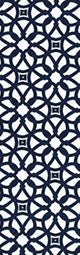 Patio Furniture Fabric - Luxe Indigo