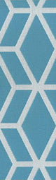 Patio Furniture Fabric - Terrazzo Turquoise