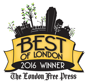 BEST OF LONDON 2016 Winner - The London Free Press