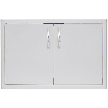 BLAZE 40 INCH DOUBLE ACCESS DOOR WITH PAPER TOWEL HOLDER  BLZ-AD40-R