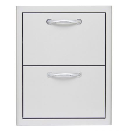 BLAZE 16 INCH DOUBLE ACCESS DRAWER   BLZ-DRW2-R