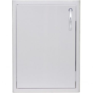 BLAZE 21 INCH SINGLE ACCESS DOOR – LEFT HINGED (VERTICAL)  BLZ-single 2417-LH