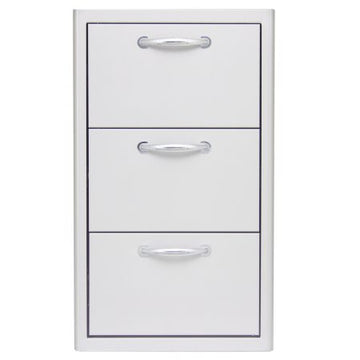 BLAZE 16 INCH TRIPLE ACCESS DRAWER   BLZ-DRW3-R