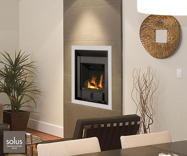 Valor Portrait Freestyle Gas Fireplace