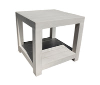 Venice Square Side Table by Cabana Coast