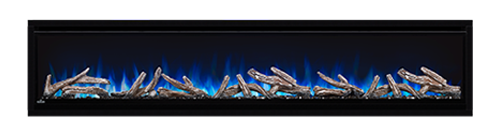 Deep Depth Alluravision Electric Fireplace by Napoleon