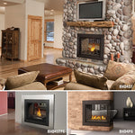 Napoleon Direct Vent Gas Fireplace - BHD4 Ascent Multi-view 40 - Cover Photo