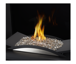 Napoleon Direct Vent Gas Fireplace - BHD4 Ascent Multi-view 40 - Designer Fire Cradle With Topaz Glass