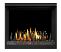 Napoleon Direct Vent Gas Fireplace - BHD4 Ascent Multi-view 40 - Designer Fine Art - Metal Coil