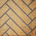 Napoleon Direct Vent Fireplace - Ascent X 36 GX36 - Herringbone Decorative Brick Panels