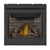 Napoleon Direct Vent Fireplace - Ascent X 36 GX36 - Zen Decorative Front