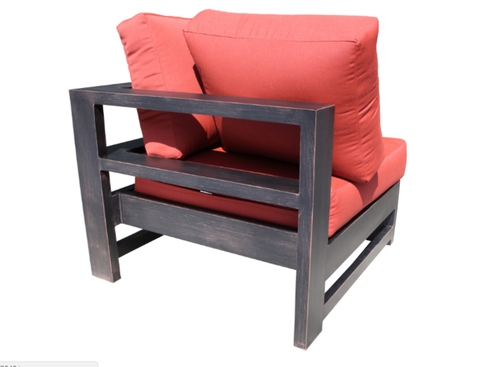 Aura Sectional by Cabana Coast - Corner Chair