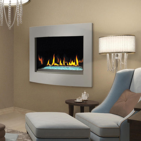 Napoleon Crystaline Gas Fireplace
